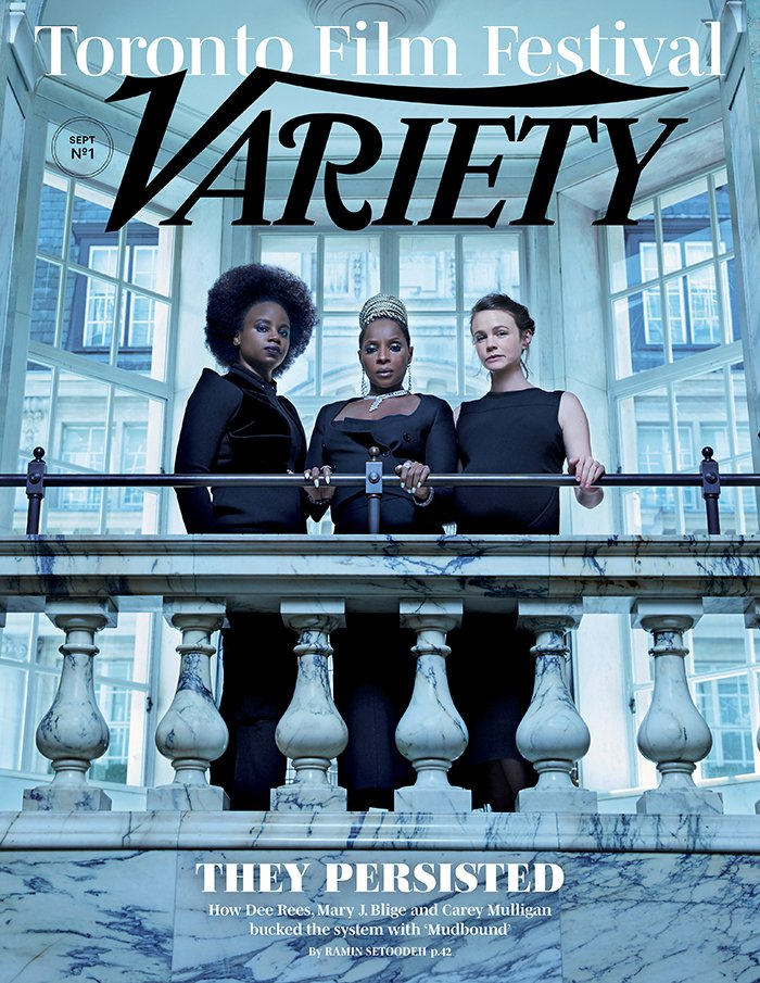 RT @Variety: COVER STORY: Can @Netflix crash the Oscars with Dee Rees'
