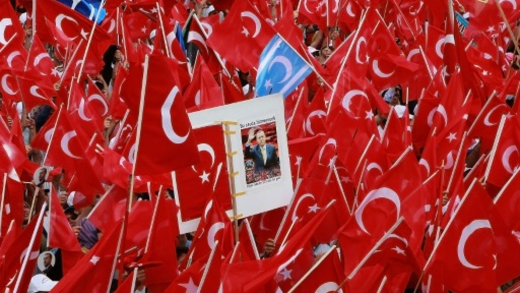 Turkey's rivals tussle for position, two years ahead of polls