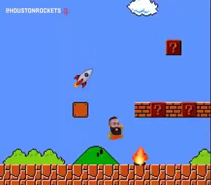 No matter where he is, @jharden13 stays LIT on his birthday! �� �� ��   �� ON ��:@trvisXX & @The8BitUniverse https://t.co/V6yMTQgagZ