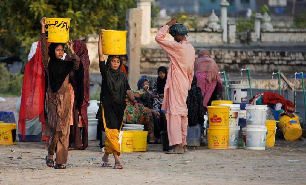 Arsenic poisoning a risk for 50M in Pakistan
