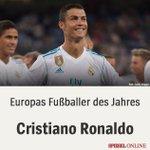 Cristiano Ronaldo ist Europas Fußballer des Jahres - vor Messi und Buffon