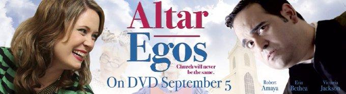 Altar Egos DVD Contest