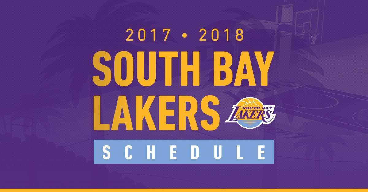 Come check out the South Bay Lakers at the new @UCLAHealthTC! ��➡️ https://t.co/etexRhJONf https://t.co/BNwTZzUNYK