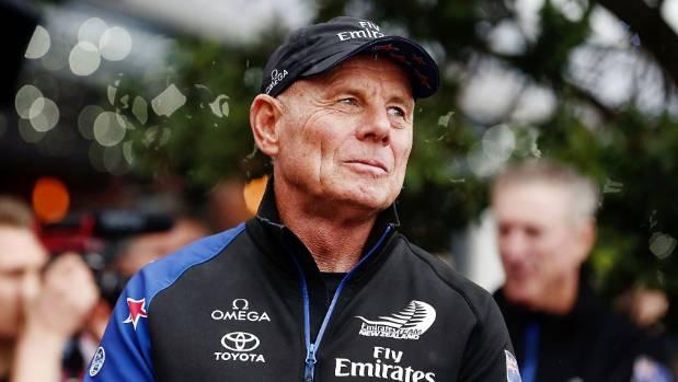Team NZ boss Grant Dalton survives 160kmh motorbike crash at Isle of Man