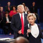 Hillary Clinton describes Trump as 'creep' in forthcoming book