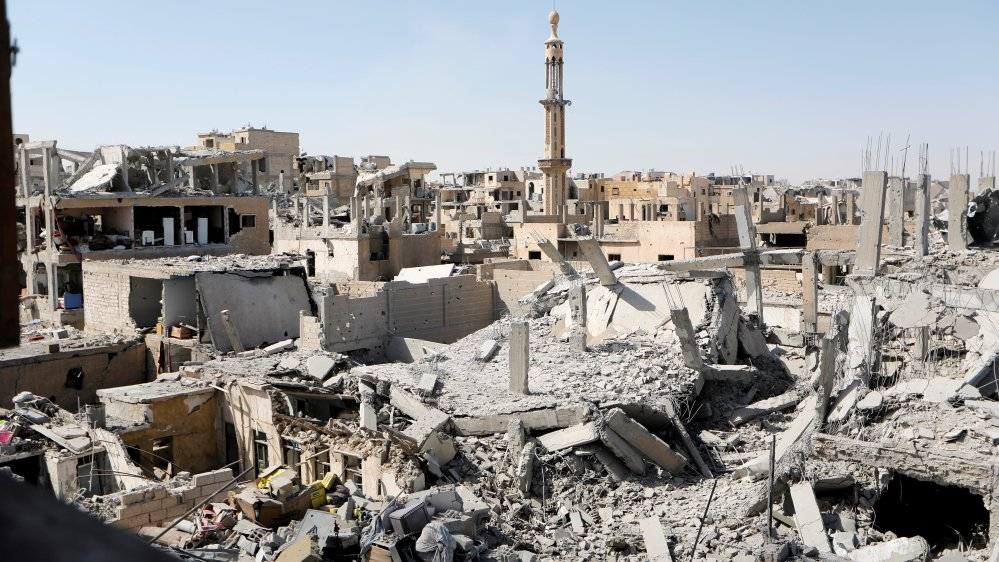 UN calls for halt in fight against ISIL in Raqqa to allow civilians to flee