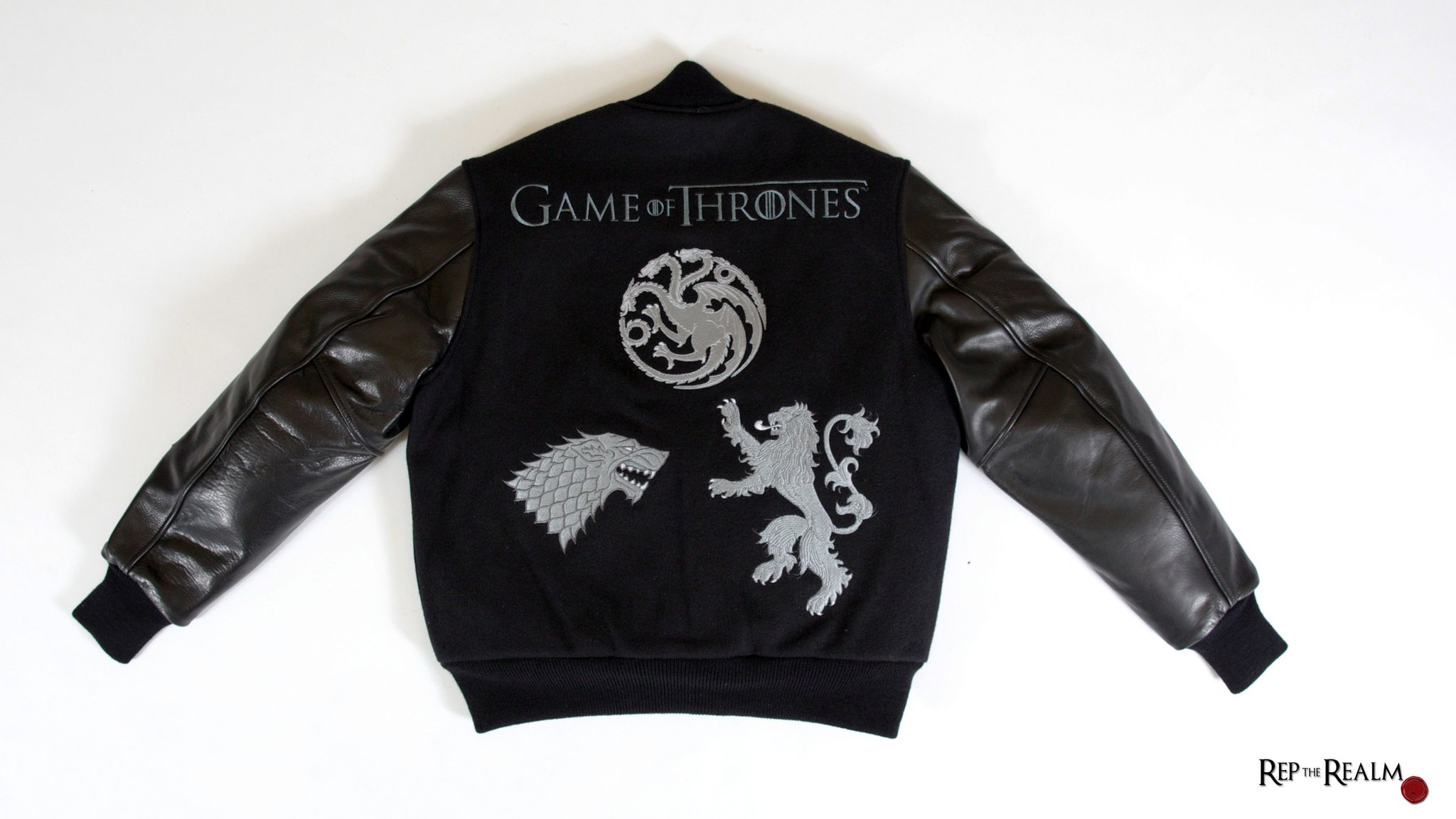 #ReptheRealm Check out how @bbcicecream brings #GameofThrones family loyalty to the varsity jacket. https://t.co/jVNRv9QfXw