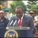 Pres. Kenyatta commissions new cancer therapy machines at KNH