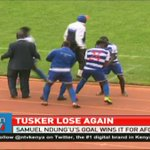 AFC win as Tusker lose again in the Kenya Premier League