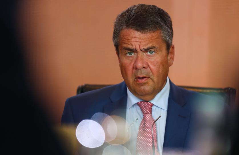 Turkey will never be EU member under Erdogan: Germany's Gabriel