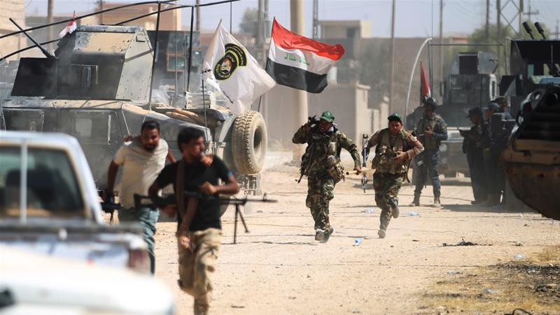 """[At the] cusp of yet another defeat""  Iraqi forces 'completely surround ISIL' in Tal Afar"
