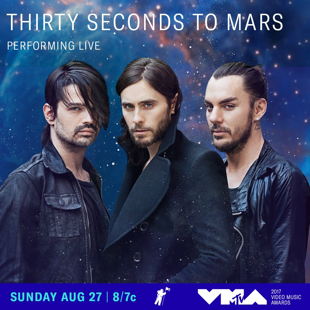 Brace for impact. #MarsIsComing to the 2017 #VMA, live Sunday AUG 27, 8|7c. @MTV https://t.co/B93iBzPvhJ