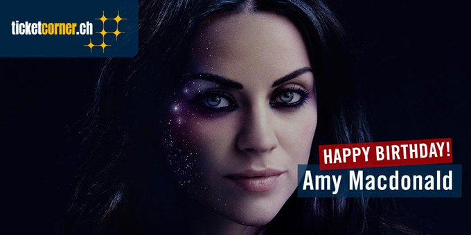 Happy Birthday to Die schottische Sängerin wird heute 30 Jahre jung.