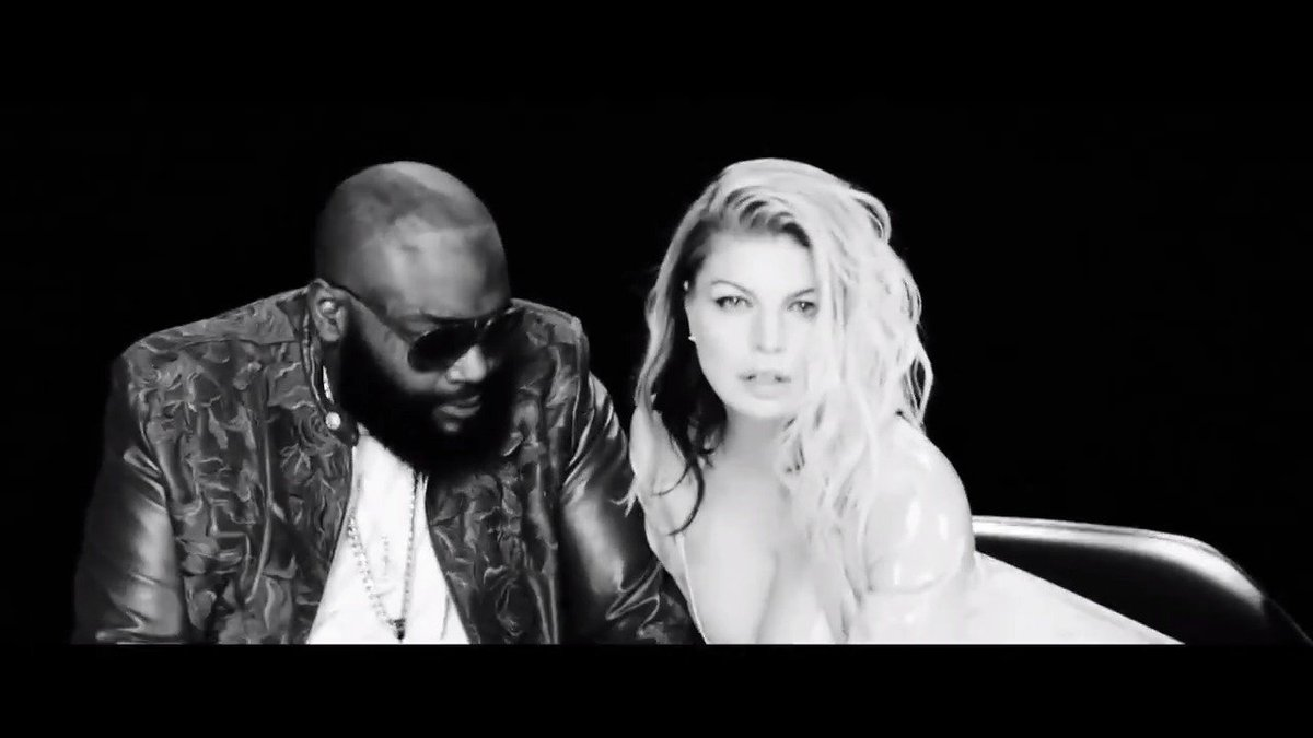 #HUNGRY feat. @rickross on @VEVO  ???????? https://t.co/FeyzOfab9G  #doubledutchess #bosslife https://t.co/dBWhQk6YkC