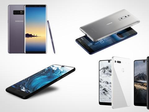 iPhone 8, Pixel 2, Galaxy Note 8... Les 10 smartphones les plus attendus de la rentrée