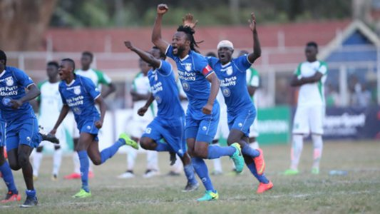 Bandari FC points fingers at match officials after away defeat