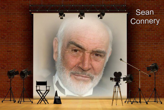Happy Birthday Sir Sean Connery, Catriona Matthew, Rachel Shelley, James Rossiter, Ollie Hancock & Amy Macdonald