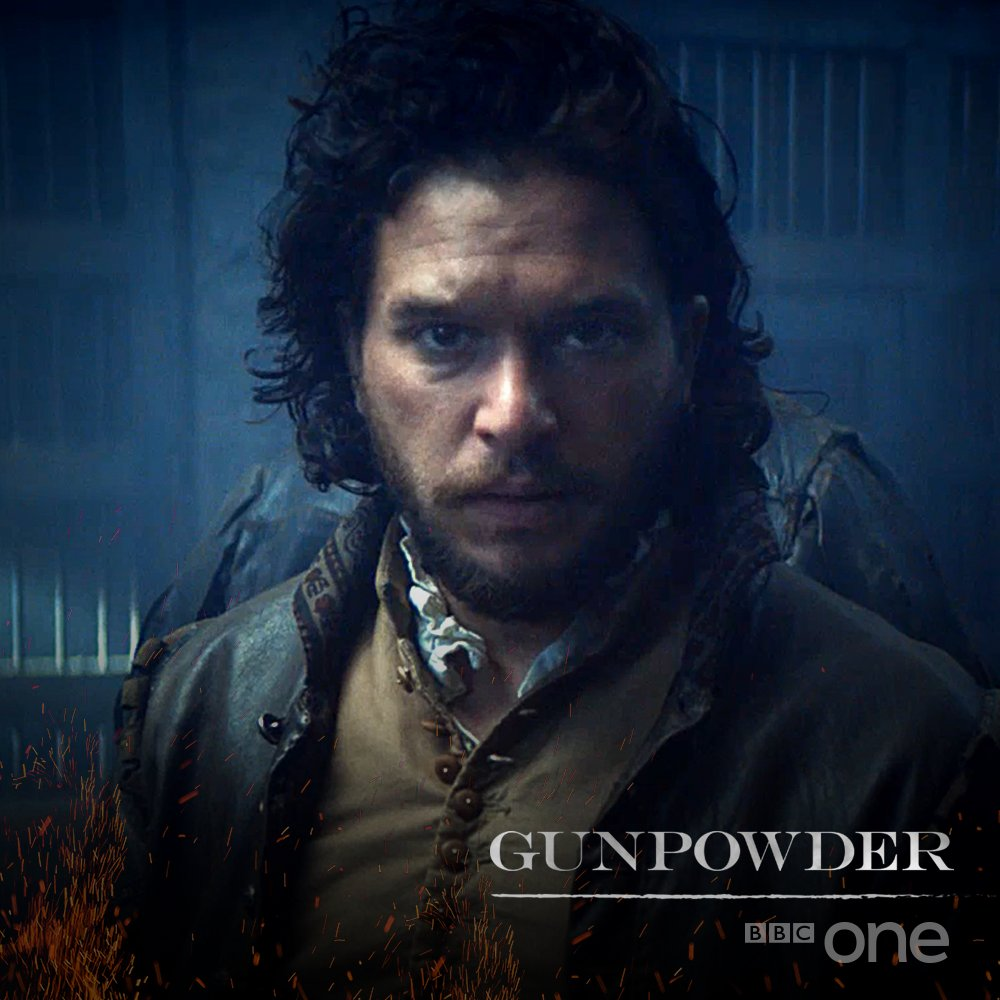 Autumn is coming...  Kit Harington stars as Robert Catesby in our new 3-part drama #Gunpowder. Coming soon. https://t.co/3tWHBwcZbs
