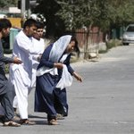 Suicide bombers attack Kabul mosque during Friday prayers