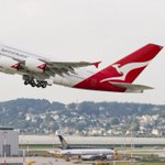 Qantas prepares for non-stop routes to London and New York as profit slips 17 per cent