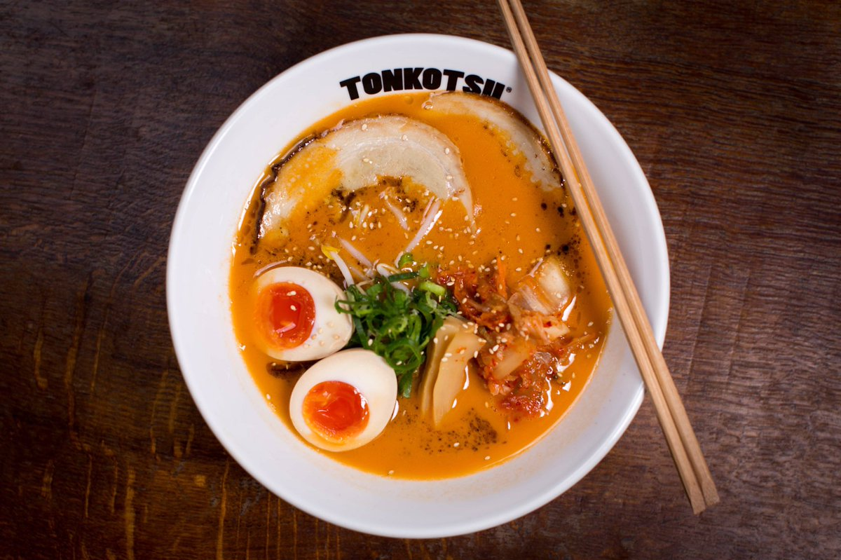 Tonkotsu Mare Street London's Best Places For Drinking Sake