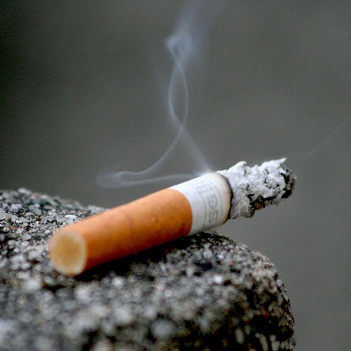 smoking can be dangerous