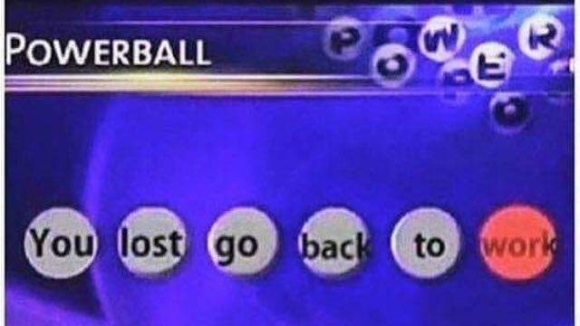 #Powerball