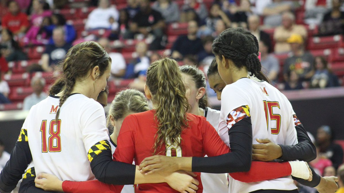 Maryland volleyball's 2017 season will be a tough test