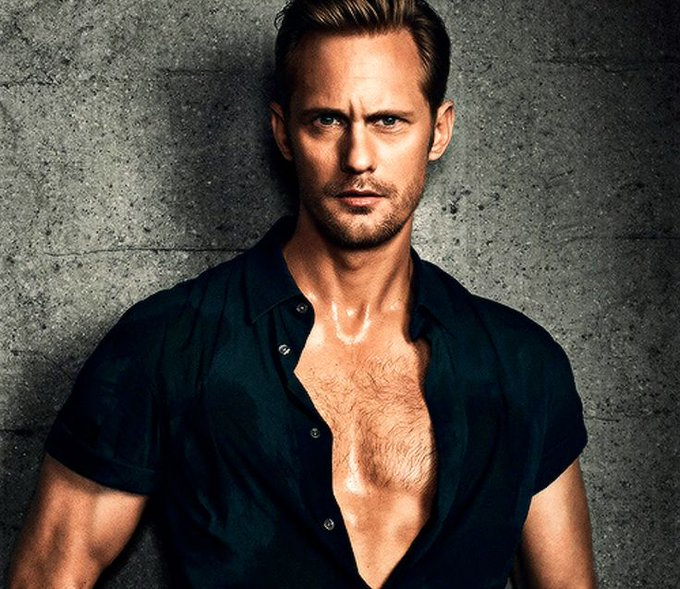Happy Birthday Mr Alexander Skarsgard