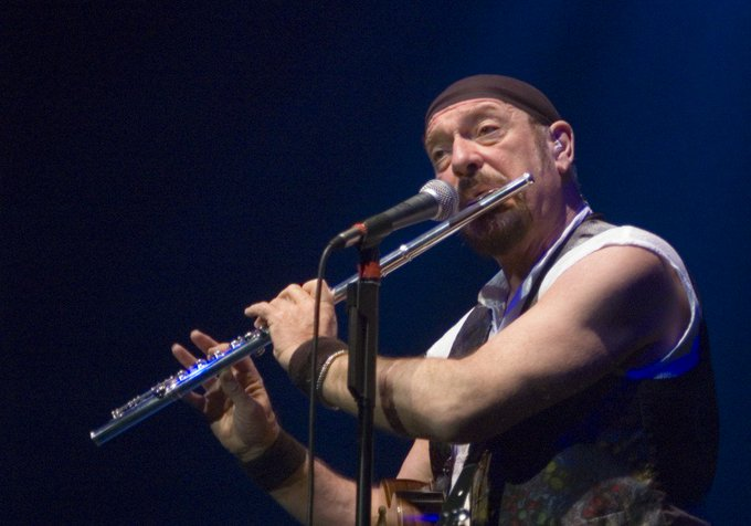 August 10: Ian Anderson was born in 1947 Happy 70th Birthday! -