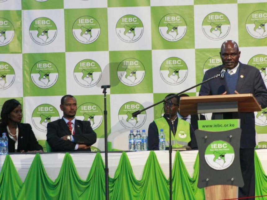 IEBC corrects errors in list of gazetted MCAs
