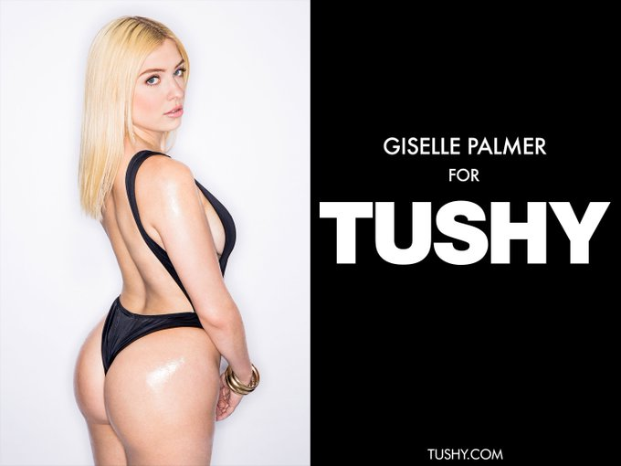 Don't forget to catch @GiselleXPalmer's all-new #tushy debut, available NOW! » https://t.co/1Fu5bALJ6z