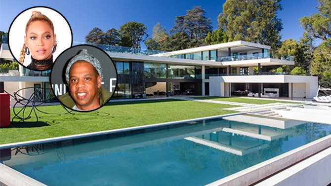 Jay-Z (@S_C_) and @Beyonce take massive mortgage on $88 million Bel Air compound