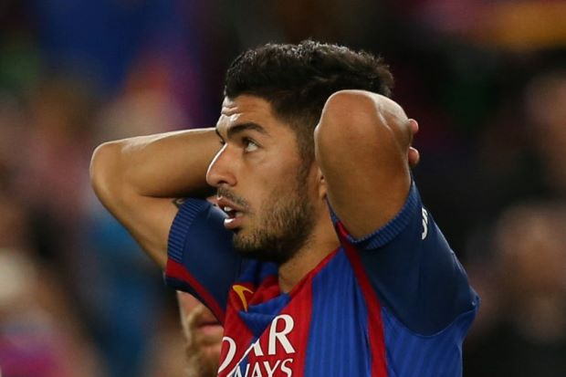 Suarez to continue recovery from injury with Uruguay