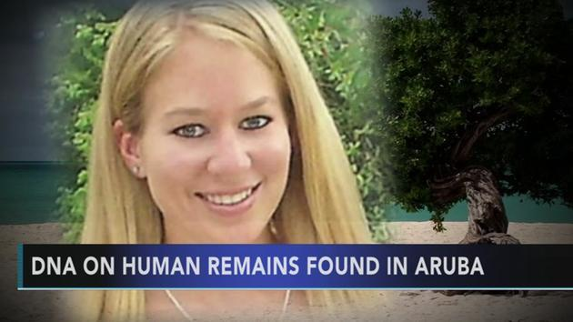 Remains found in Aruban backyard believed to be those of Natalee Holloway