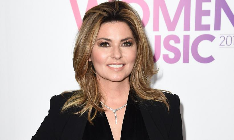 .@ShaniaTwain has revealed why she name-checked Brad Pitt: