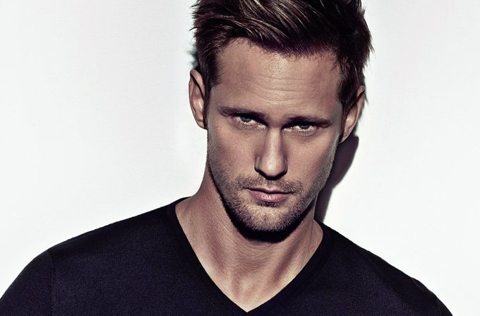 Happy birthday to one of the sexiest vampires ever, Alexander Skarsgard!