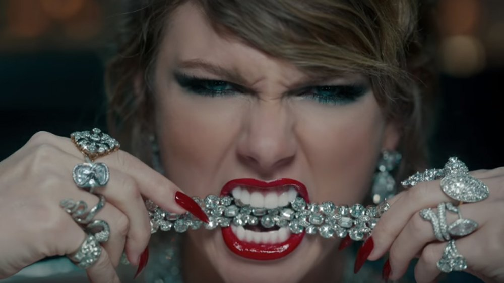 REVIEW: Taylor Swift has fun playing around with her own fury on 'Look What You made Me Do'