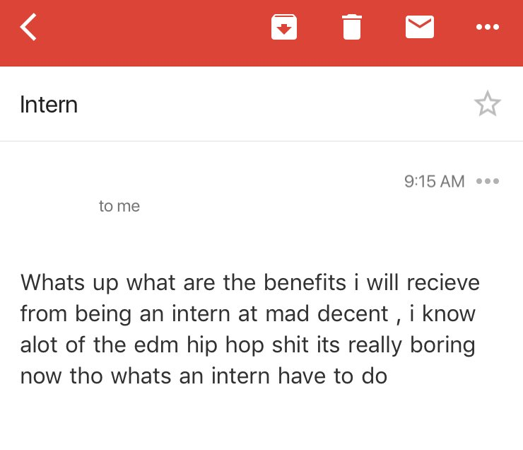 4. only apply if you think edm hip hop is really boring https://t.co/WovuczCY0Z