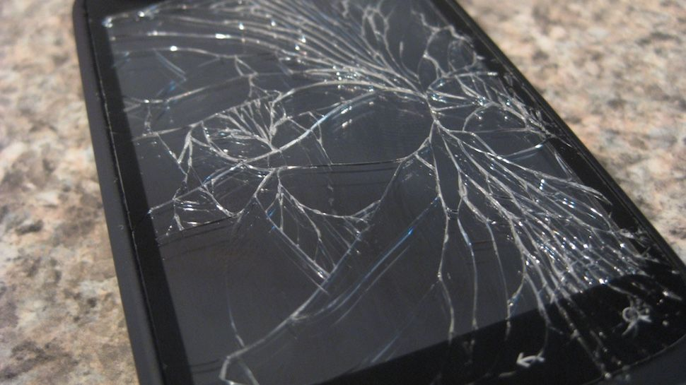 The future is self-fixing phones because #technology is a wonderful thing:...