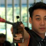 Jonathan Wong shoots past Rio Olympic champion to hit gold target