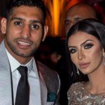 Boxing ace Amir Khan and wife Faryal Makhdoom turn to Muslim holy man in last-ditch attempt to save their marriage