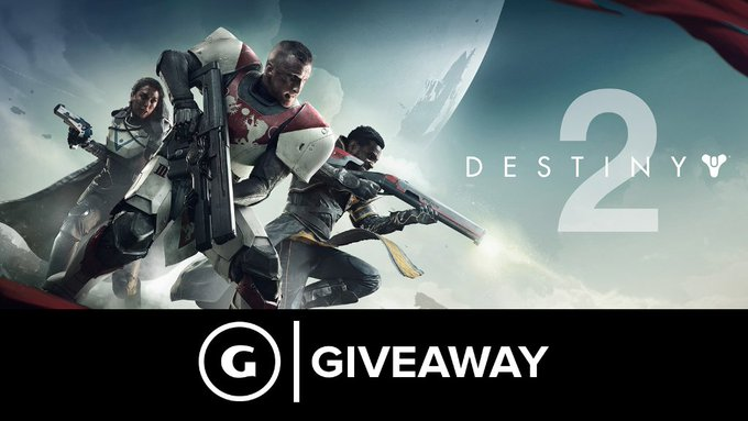 Destiny 2 Early Access Beta Code Giveaway (PC)