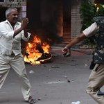 India guru rape: Troops patrol after Ram Rahim Singh verdict