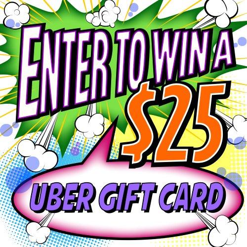 $25 Uber Gift Card