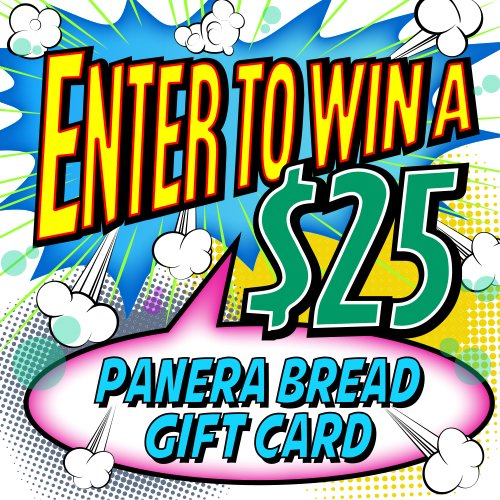 $25 Panera Bread Gift Card