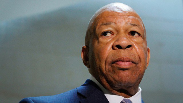 Cummings: Trump continues to promote 'textbook racism' and 'contempt for rule of law' https://t.co/vnByCoRSbd https://t.co/q3W0A0fNmf