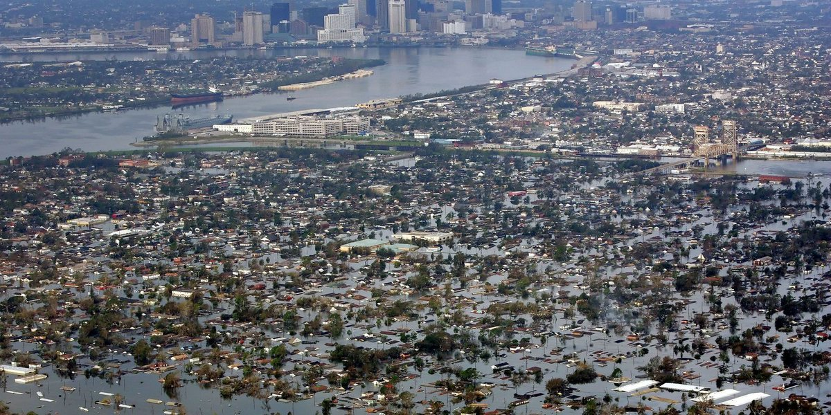 Harvey can be hazardous to your mental health, even if you aren't in path of the storm