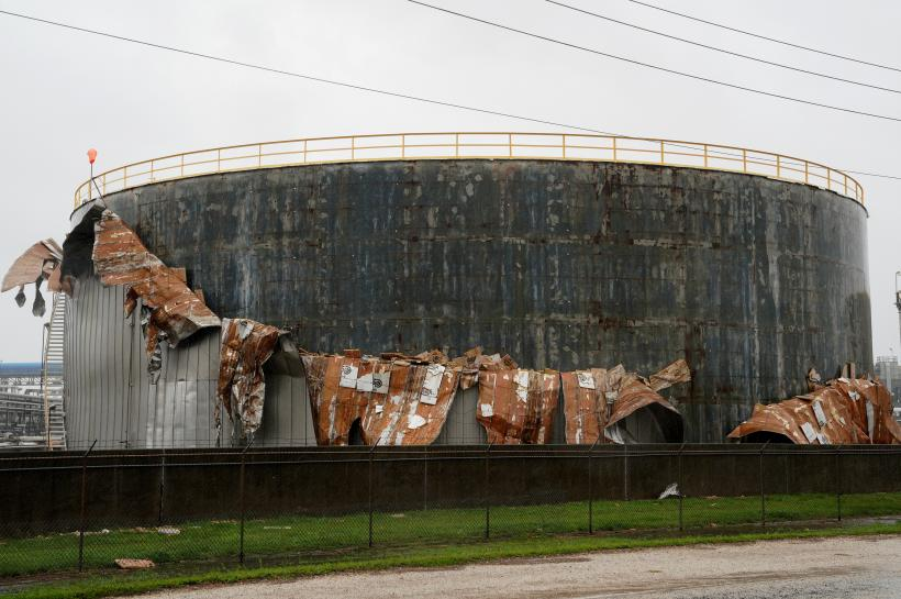 About 25 percent of U.S. Gulf oil output offline due to Harvey