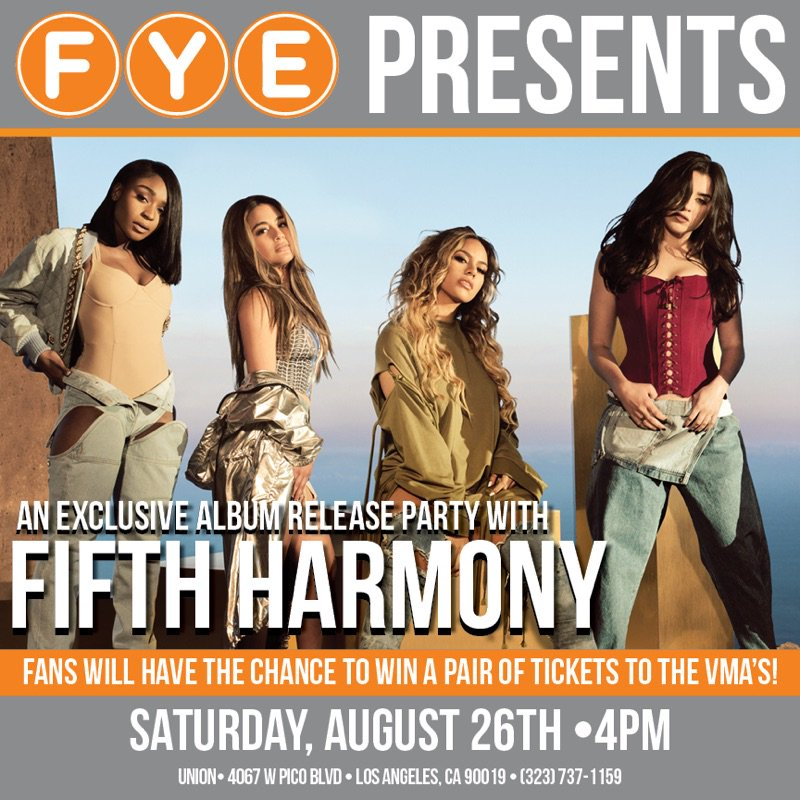 LA Harmonizers! You coming to party with us?! It's free :) https://t.co/RyfhMSI9LB